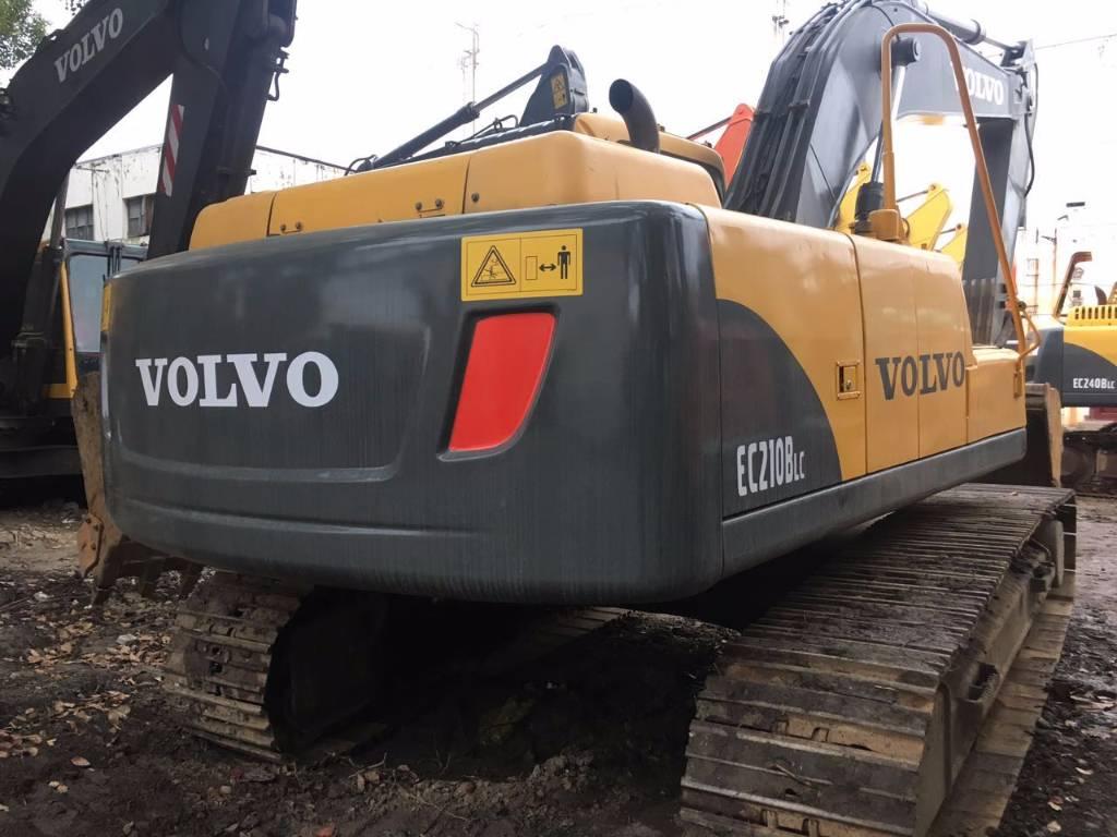 Volvo VOLVO EC210 CRAWLER EXCAVATOR FOR SALE - Crawler excavators, Price: £31,631, Year of ...