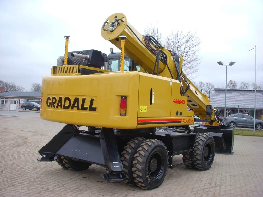 Gradall XL 4300 V