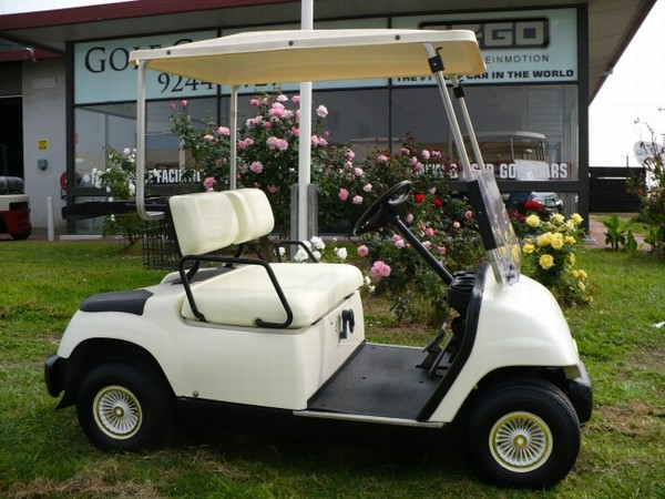 Yamaha G Golf Cart Used Parts