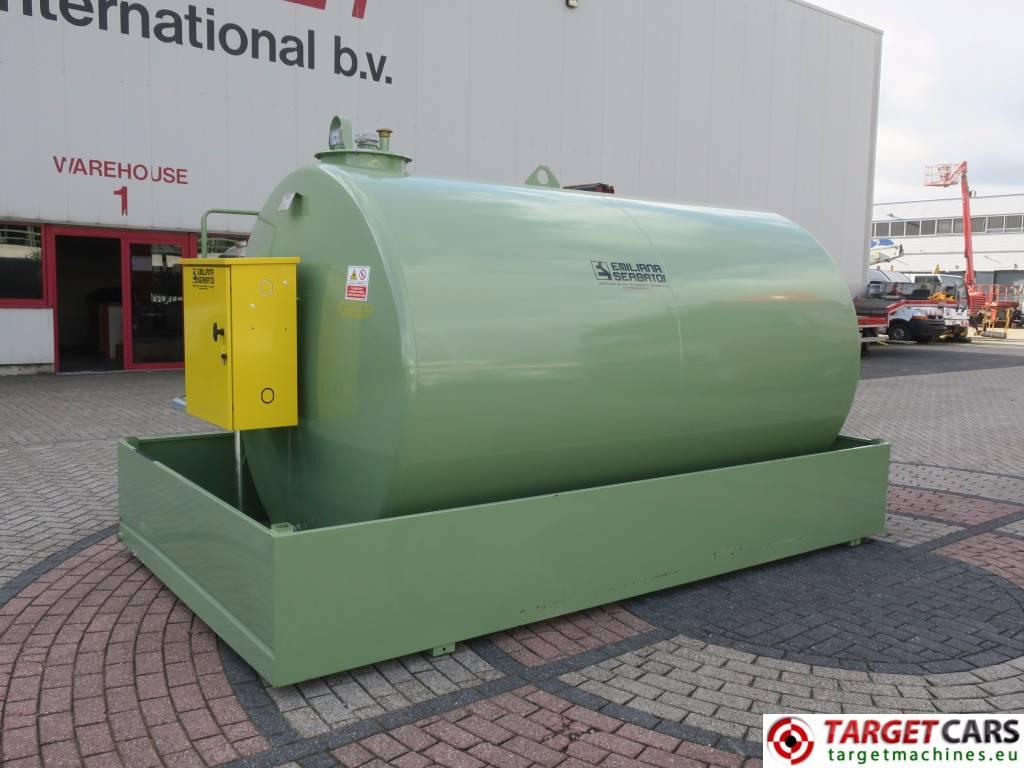 Construction Gas Tank : Used emiliana serbatoi tf diesel steel fuel tank l