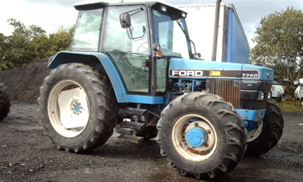 Used Ford 7740 tractors Year: 1999 for sale - Mascus USA