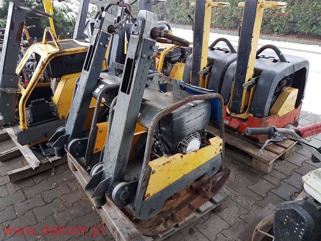 Belle rpc 45 60 soil compactors price 1 455 year of for Soil 60 years