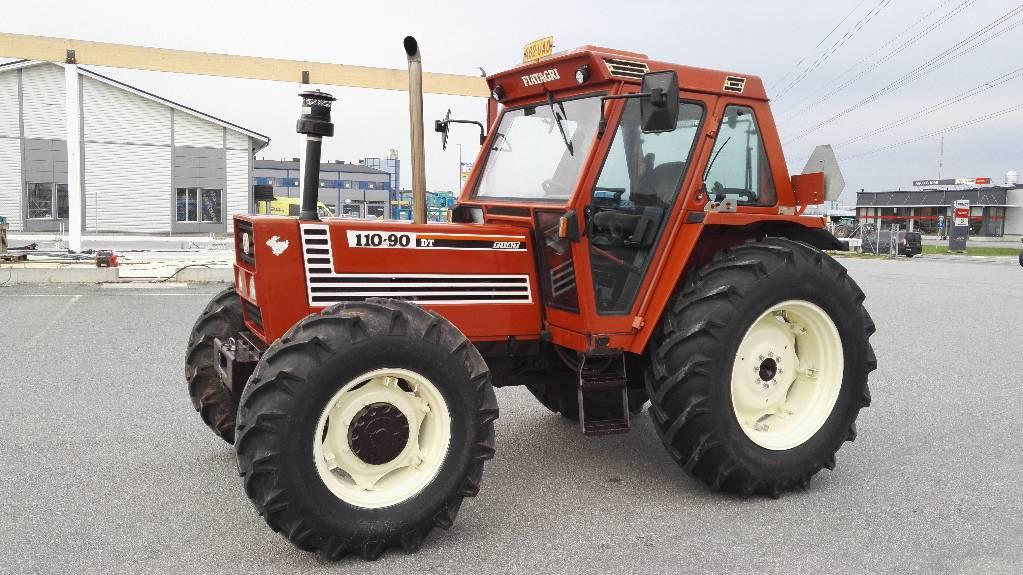 Fiat 110-90 TURBO - Year: 1994 - Tractors - ID: D3D3400D - Mascus USA