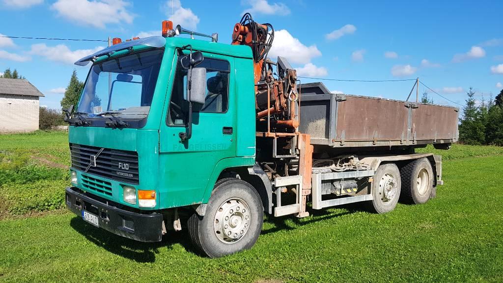 Used Volvo FL10 320 dump Trucks Year: 1996 Price: US$ 14,233 for sale - Mascus USA