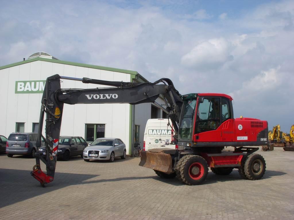 Volvo EW 180 C