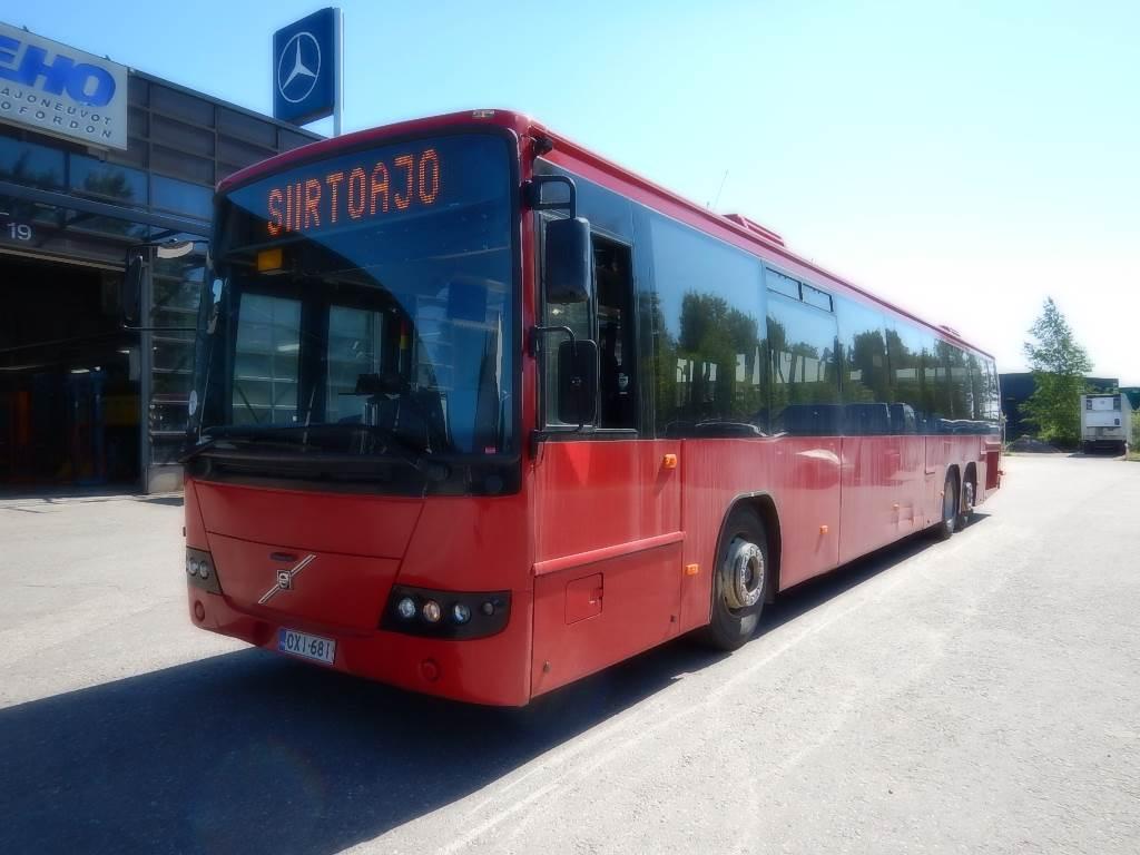 volvo b12ble 59 51 paikkaa preis baujahr 2006 andere busse gebraucht kaufen und. Black Bedroom Furniture Sets. Home Design Ideas
