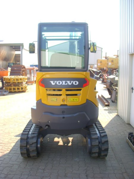 Volvo ECR 25 D MIETE RENTAL
