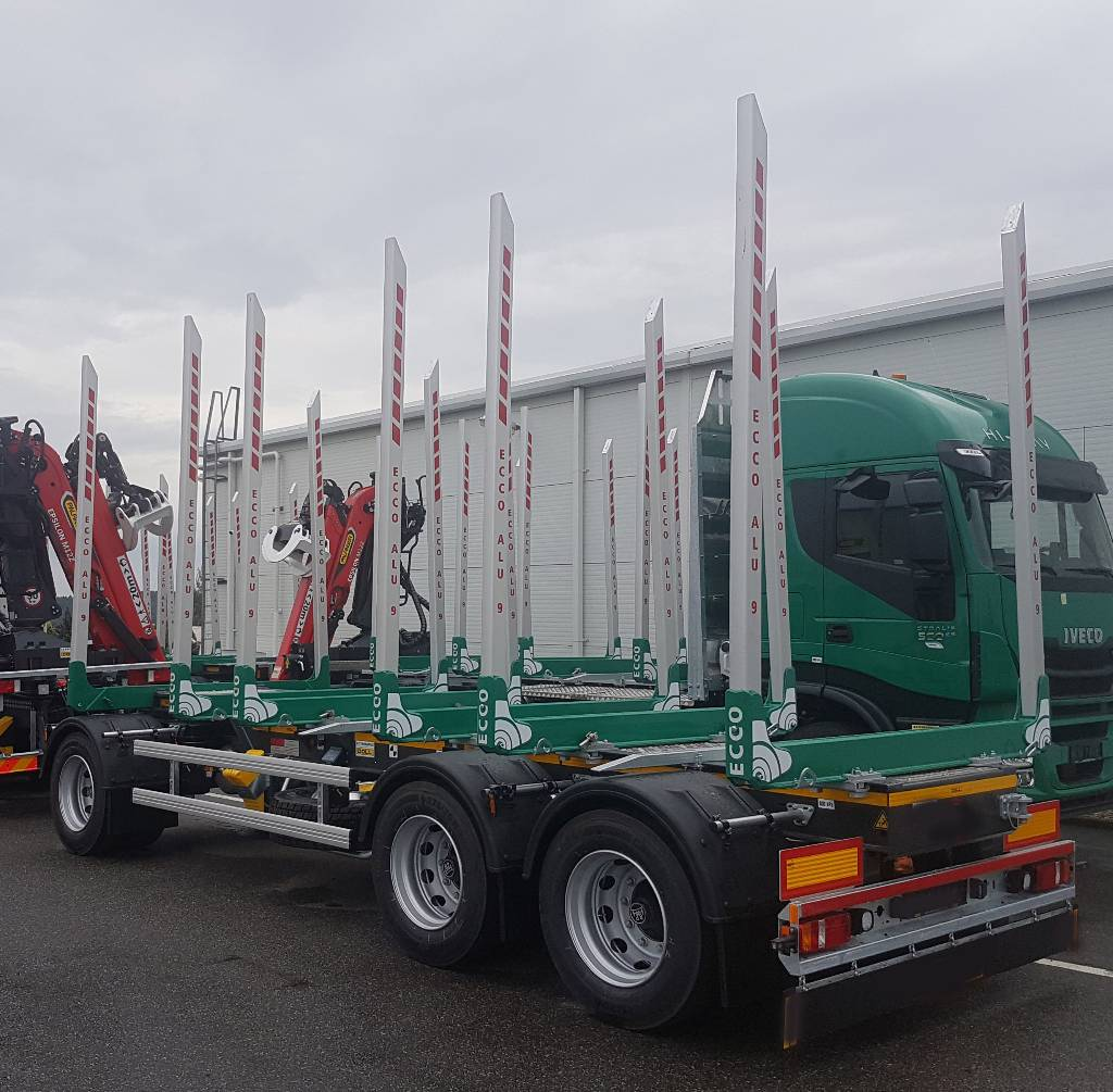 ECCO - Trailer 3 axel ETT3.30BT made in Germany - Year of Mnftr ... 14f2a52999