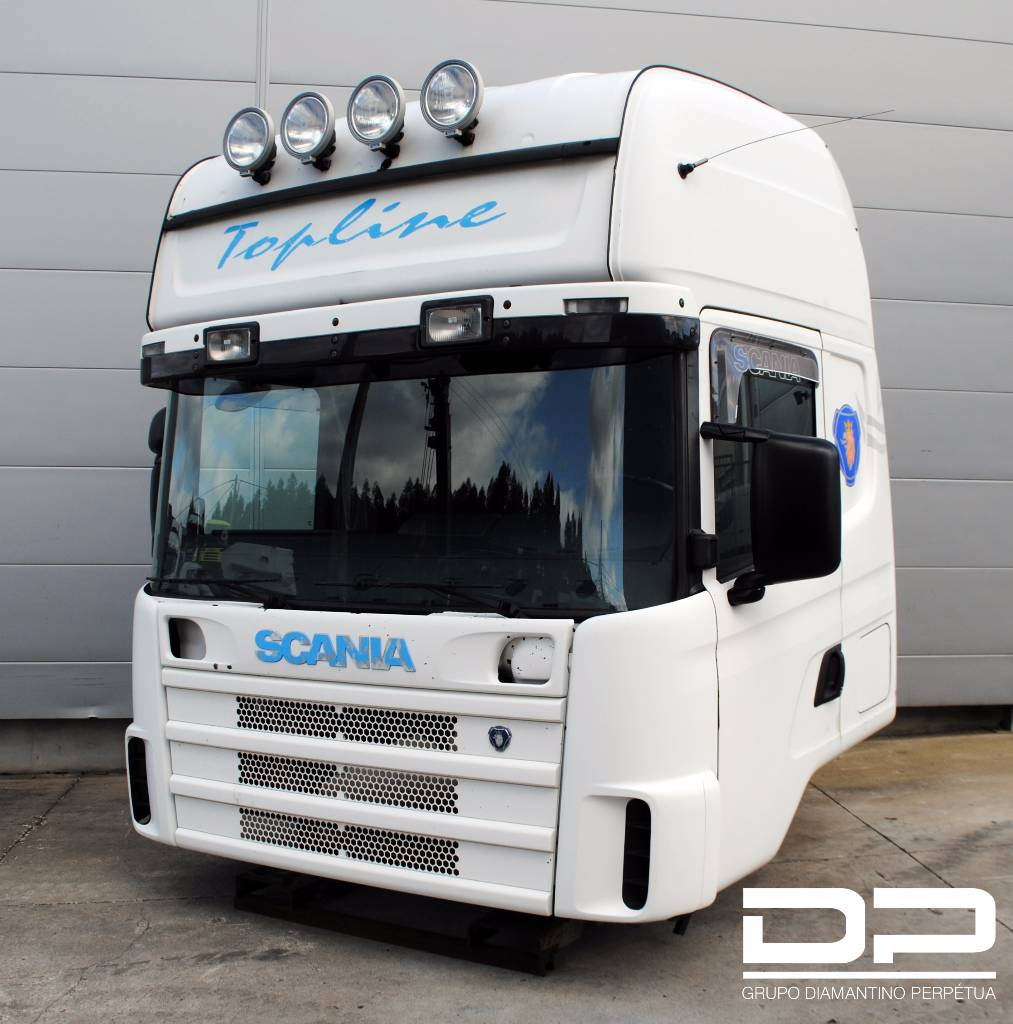 scania cabine cr 19 topline s 4 occasion ann e d 39 immatriculation 1998 cabines scania cabine. Black Bedroom Furniture Sets. Home Design Ideas