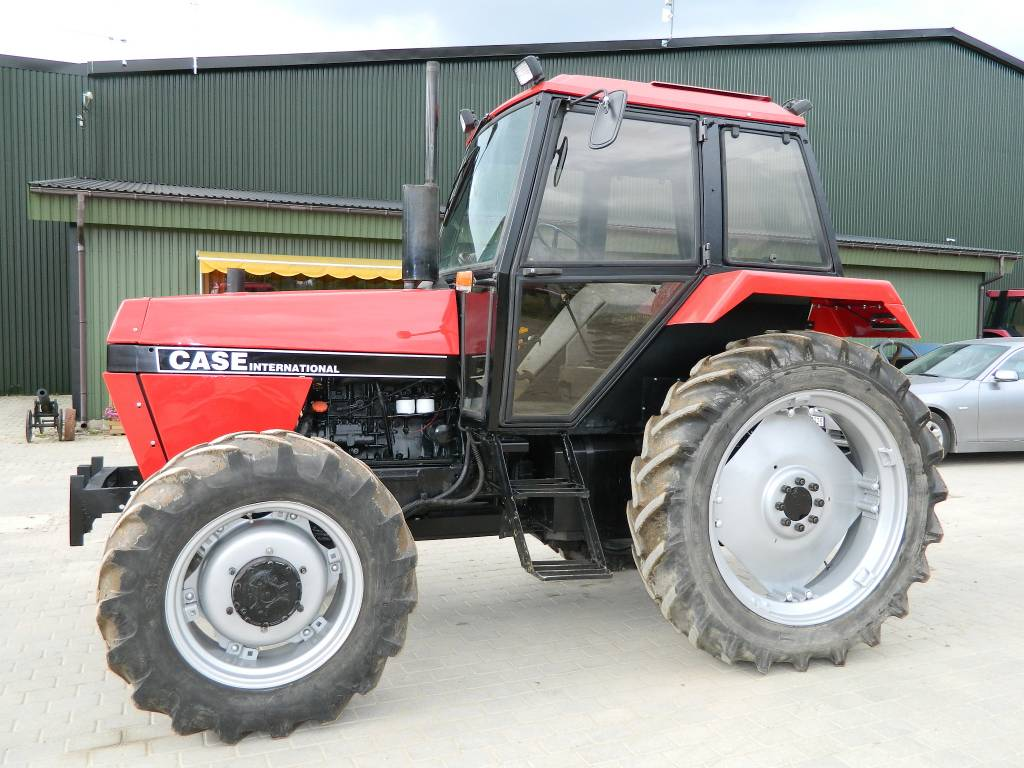 Case Tracked Tractors : Used case ih tractors year price for