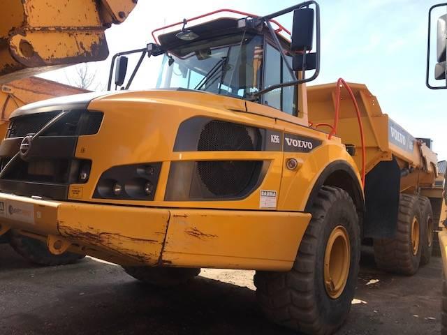 Volvo A 25 G (12000501) MIETE RENTAL