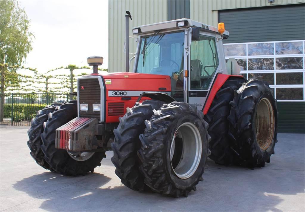 Massey Ferguson 3080, 1993, Nederland Brukt traktor
