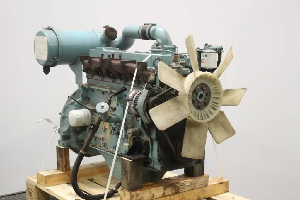 Komatsu 6D95L-1 - Engines - ID: DB3F7B10 - Mascus South Africa