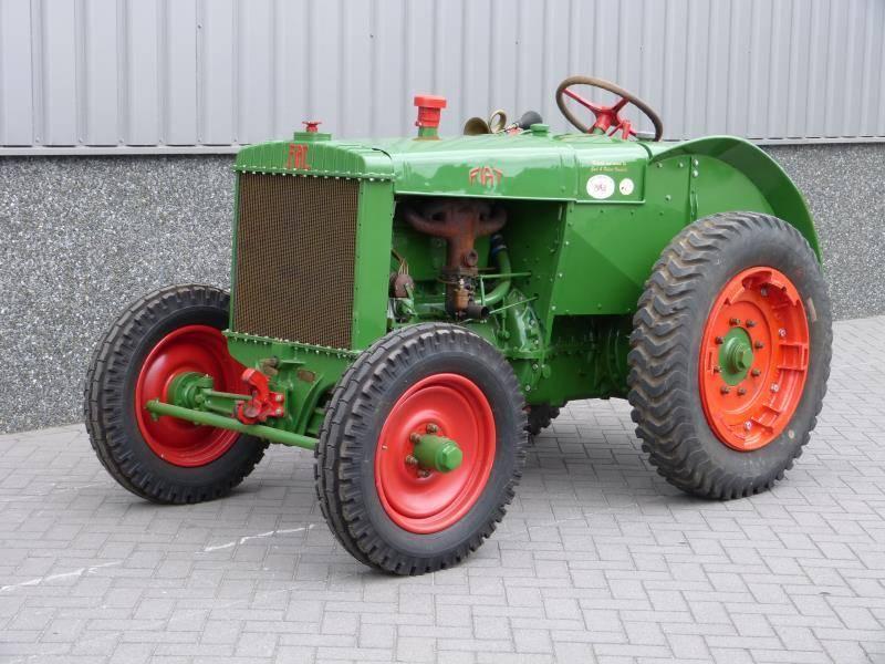Fiat 500 Tractor Transmission Parts : Objavljen