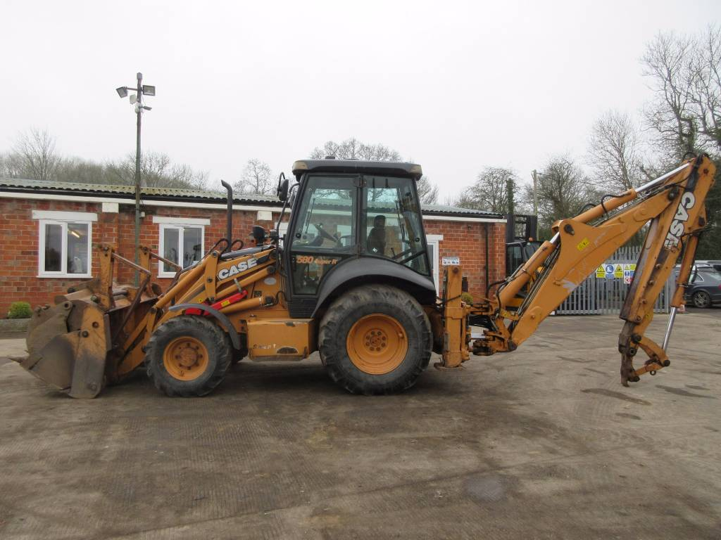 Used case 580 backhoe loaders year 2008 price 27 460 for Avis e case construction