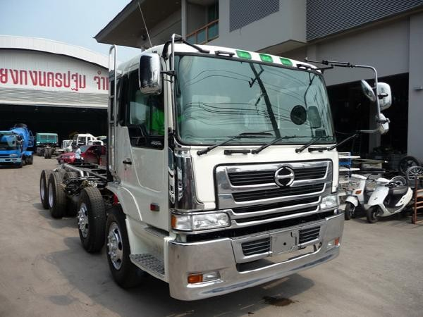 Right Hand Drive Vehicles For Sale >> Used Hino PROFIA other trucks Year: 2011 for sale - Mascus USA