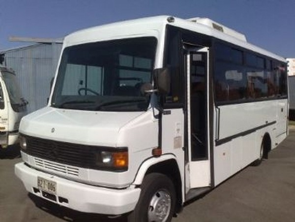Mercedes benz 912 school bus year of mnftr 1994 price r for Mercedes benz coach bus price