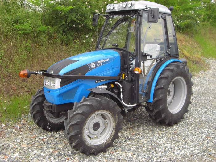 Landini Tractor Parts Lookup : Landini tractor cab mistral  quot orchard model
