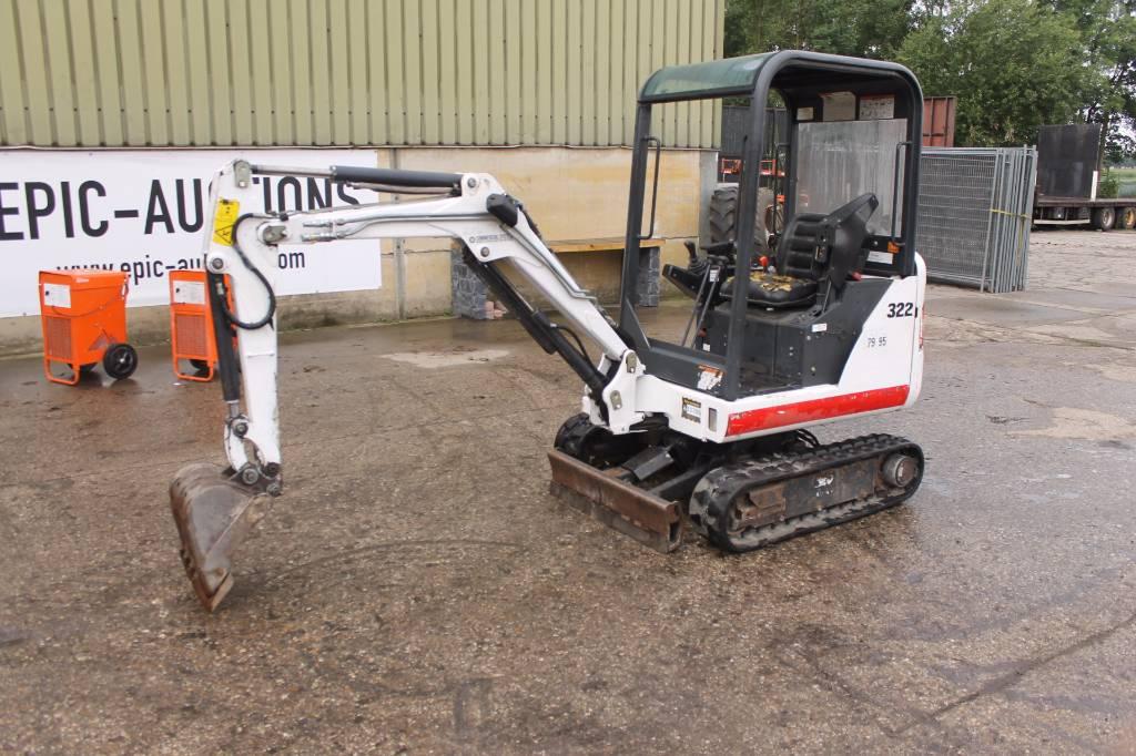 Bobcat minigraver aux enchères   Bobcat minigraver autres équipements de chargement et de levage ...