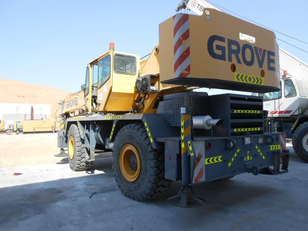 Grove RT 650 E