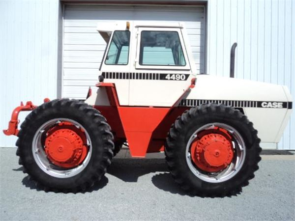 Case 4490 Tractor : J i case year tractors id a c