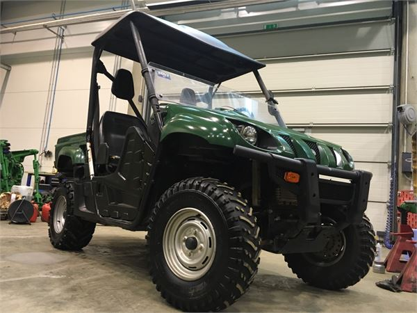 used yamaha rhino 700 other road and snow machines year 2010 price 5 629 for sale mascus usa. Black Bedroom Furniture Sets. Home Design Ideas