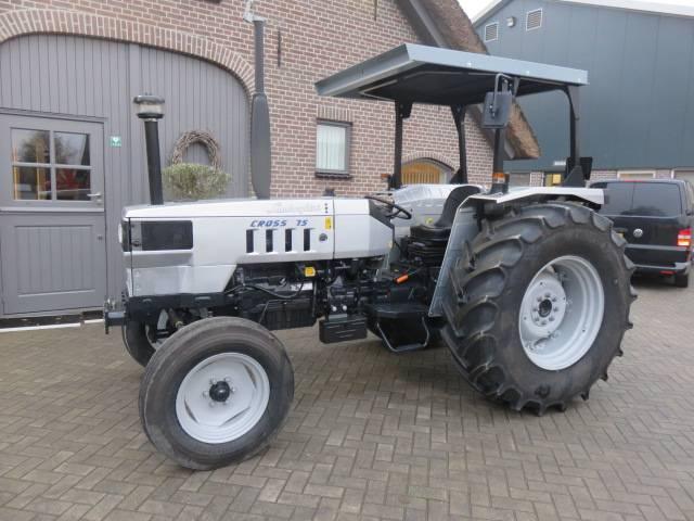 lamborghini cross 75 preis baujahr 2015 gebrauchte traktoren gebraucht kaufen und. Black Bedroom Furniture Sets. Home Design Ideas