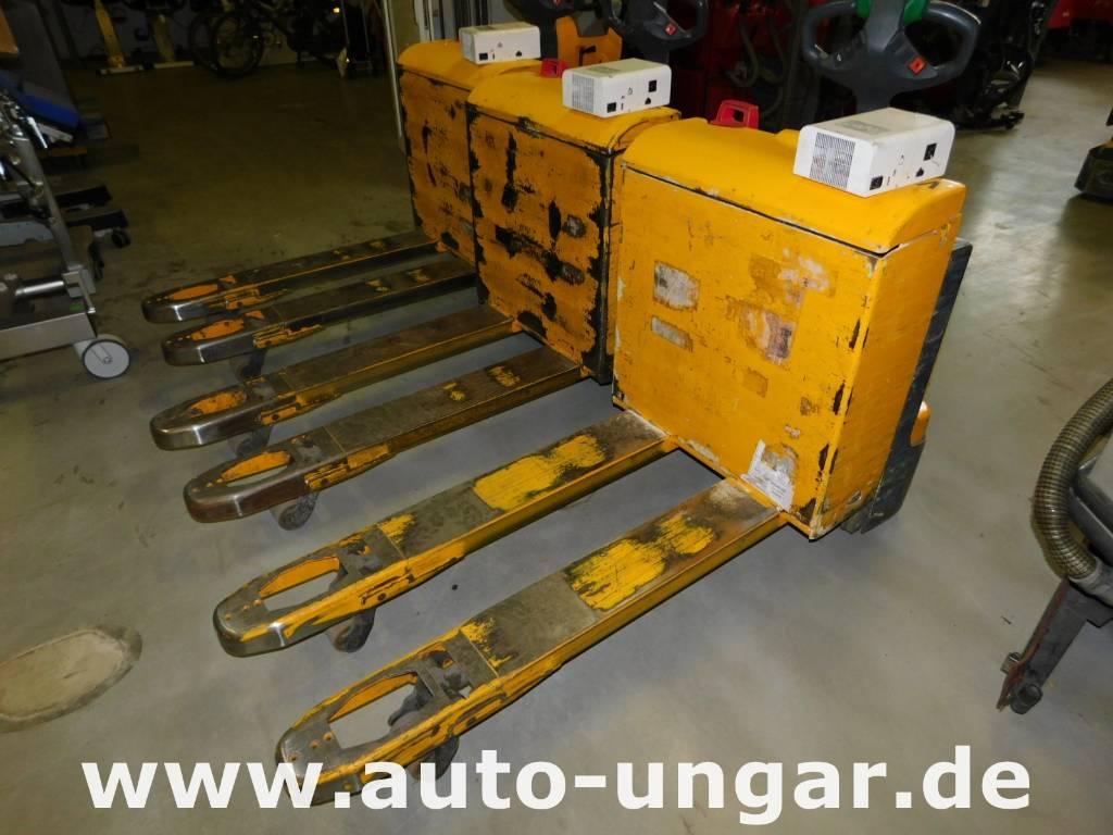 used jungheinrich eje 120 ele 20 elektro hubwagen 2000kg. Black Bedroom Furniture Sets. Home Design Ideas