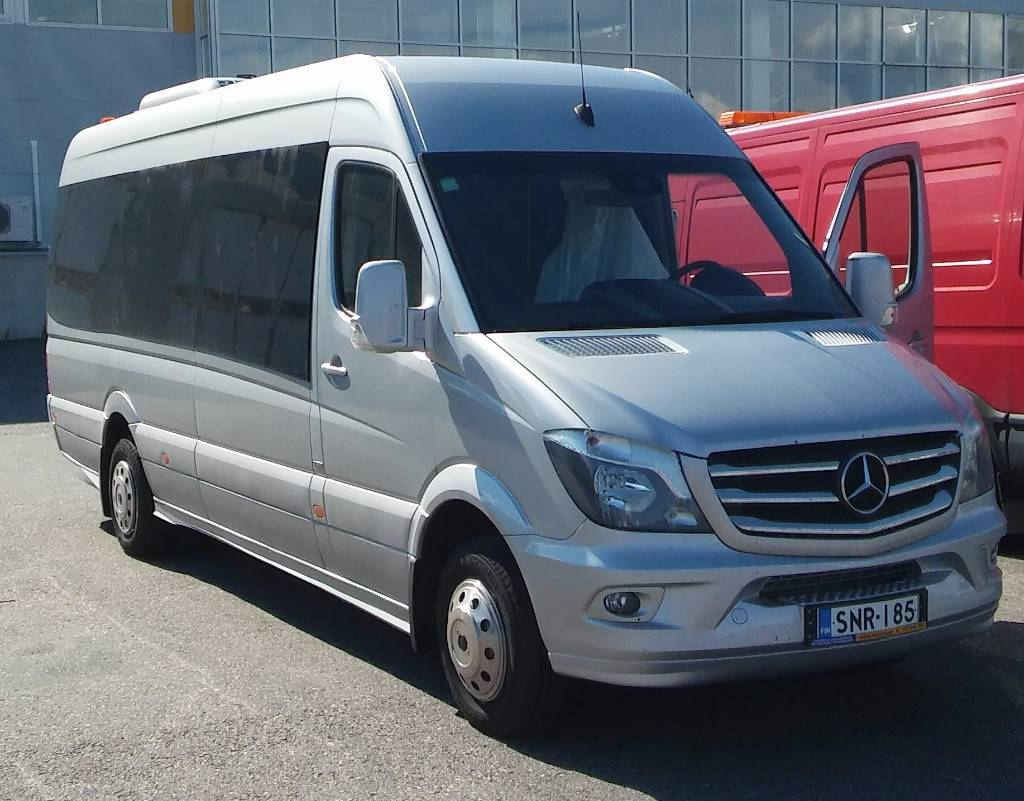 Mercedes benz sprinter 519 cdi year 2016 mini bus for Sprinter mercedes benz 2016