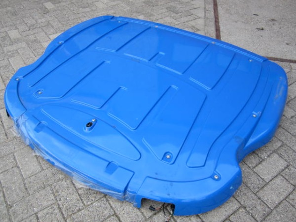New Holland Tractor Roofs : Used new holland case ih steyr tsa t