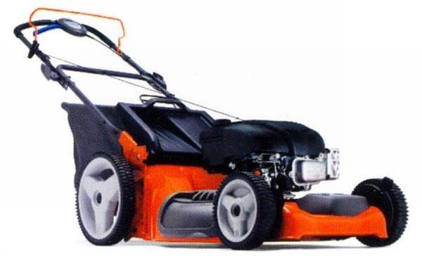 Used Husqvarna Lawn Mower R53 Svl Walk Behind Mowers Year
