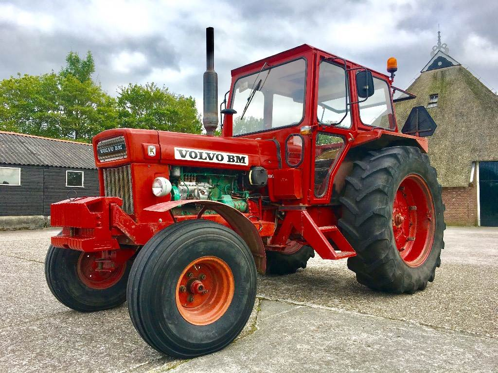 Used volvo bm 800 tractors year 1978 price 9 122 for for Hp bm