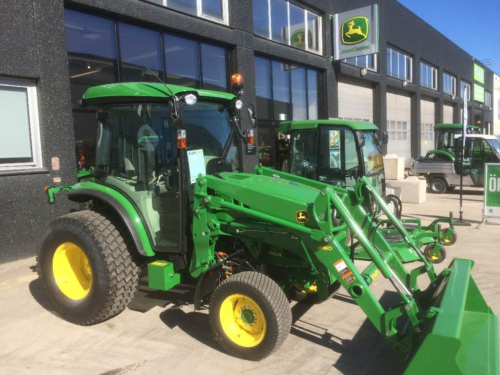 Used Compact Tractor : Used john deere r compact tractors year for sale