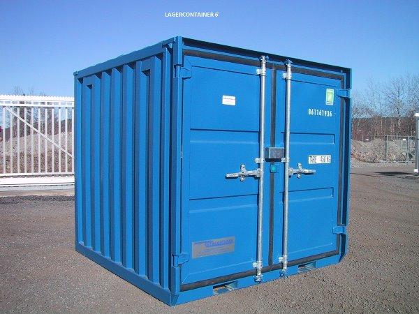contanex 6 39 lager container baujahr 2017 lagerbeh lter gebraucht kaufen und verkaufen bei. Black Bedroom Furniture Sets. Home Design Ideas