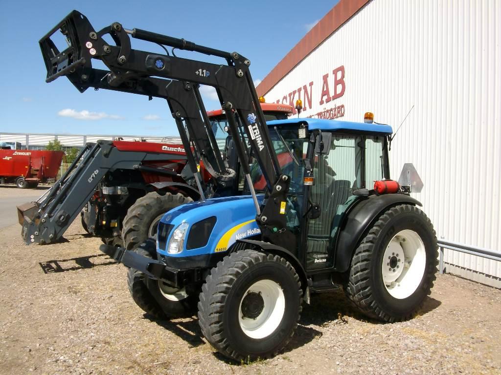 new holland t 4030 baujahr 2008 gebrauchte traktoren gebraucht kaufen und verkaufen bei. Black Bedroom Furniture Sets. Home Design Ideas