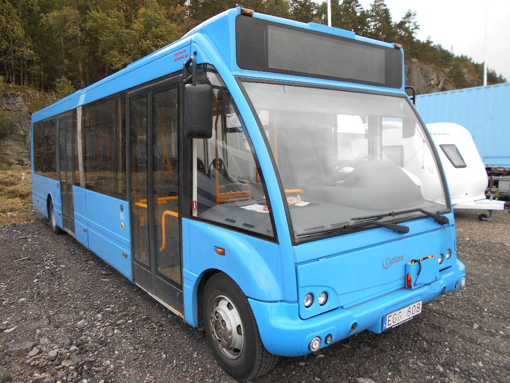 optare solo buss 12 occasion ann e d 39 immatriculation 2012 autre bus optare solo buss 12. Black Bedroom Furniture Sets. Home Design Ideas