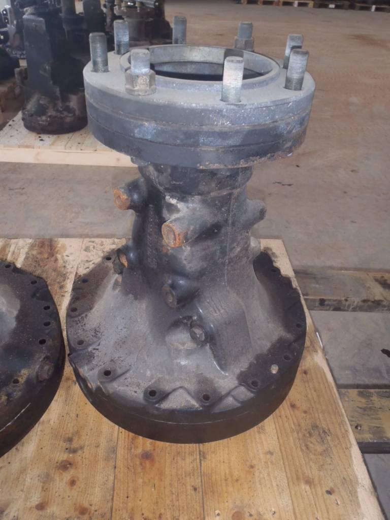 Ferguson Rear Tractor Rims Used : Used rear axle l massey ferguson other tractor