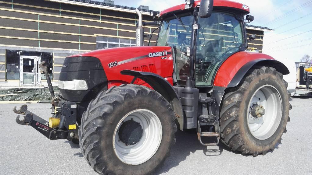 Case 50 Tractor : Case ih puma mce km year tractors id