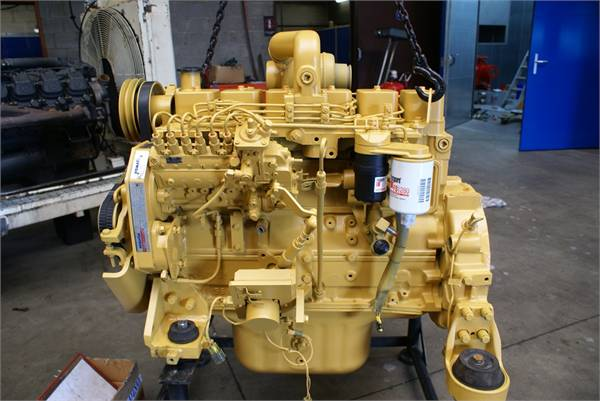 Used Komatsu S6d102e Engines Year  2012 For Sale