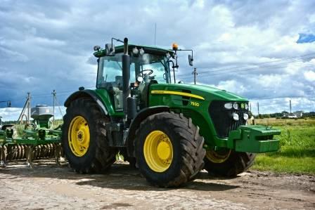 john deere 7930 occasion prix 74 400 ann e d 39 immatriculation 2008 tracteur john deere. Black Bedroom Furniture Sets. Home Design Ideas