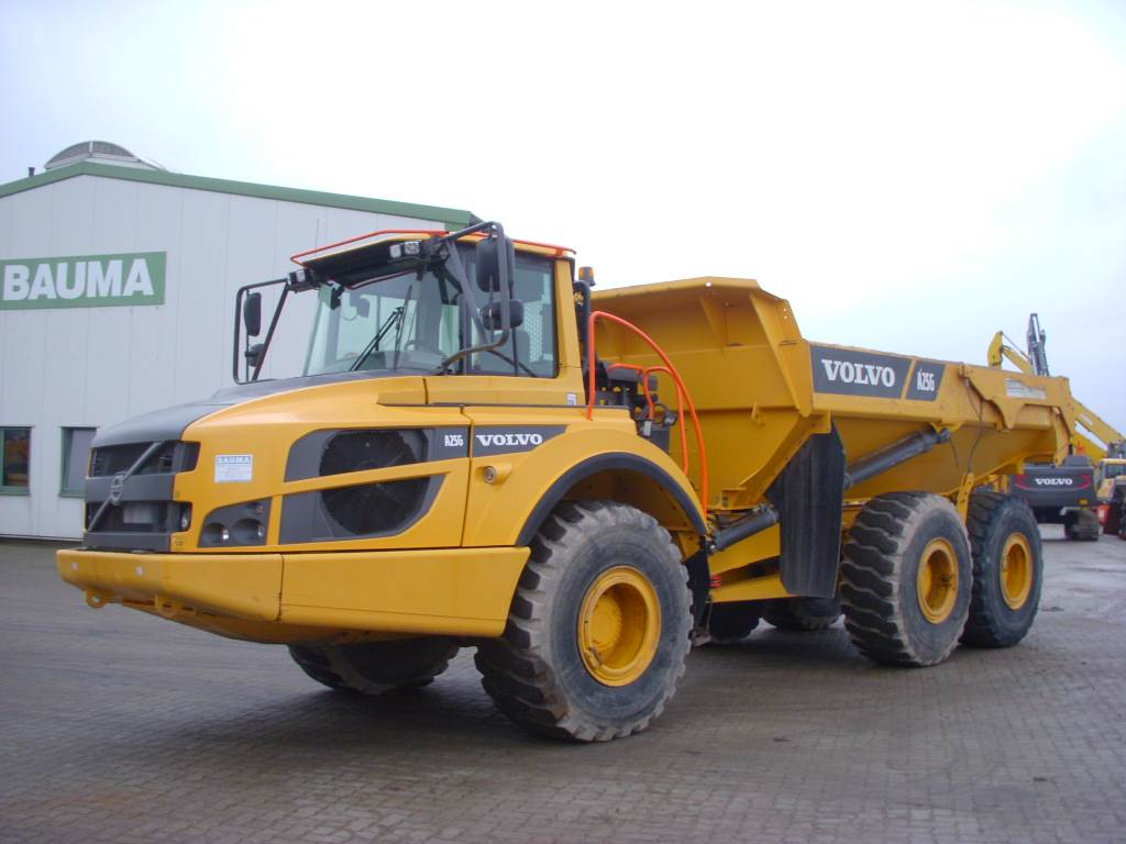 Volvo A 25 G (12000729)