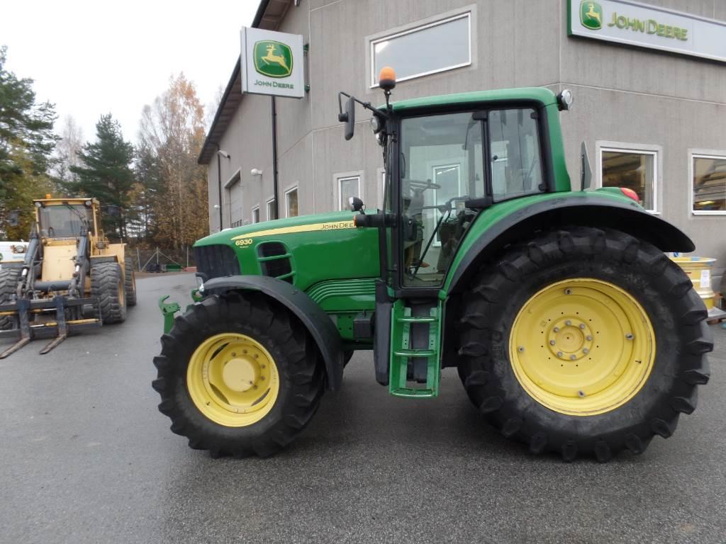 john deere 6930 p preis baujahr 2007 gebrauchte traktoren gebraucht kaufen und. Black Bedroom Furniture Sets. Home Design Ideas