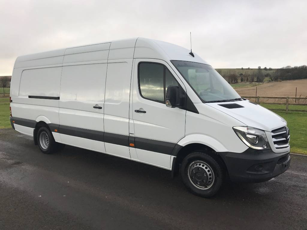 mercedes benz sprinter 519cdi year 2016 panel vans