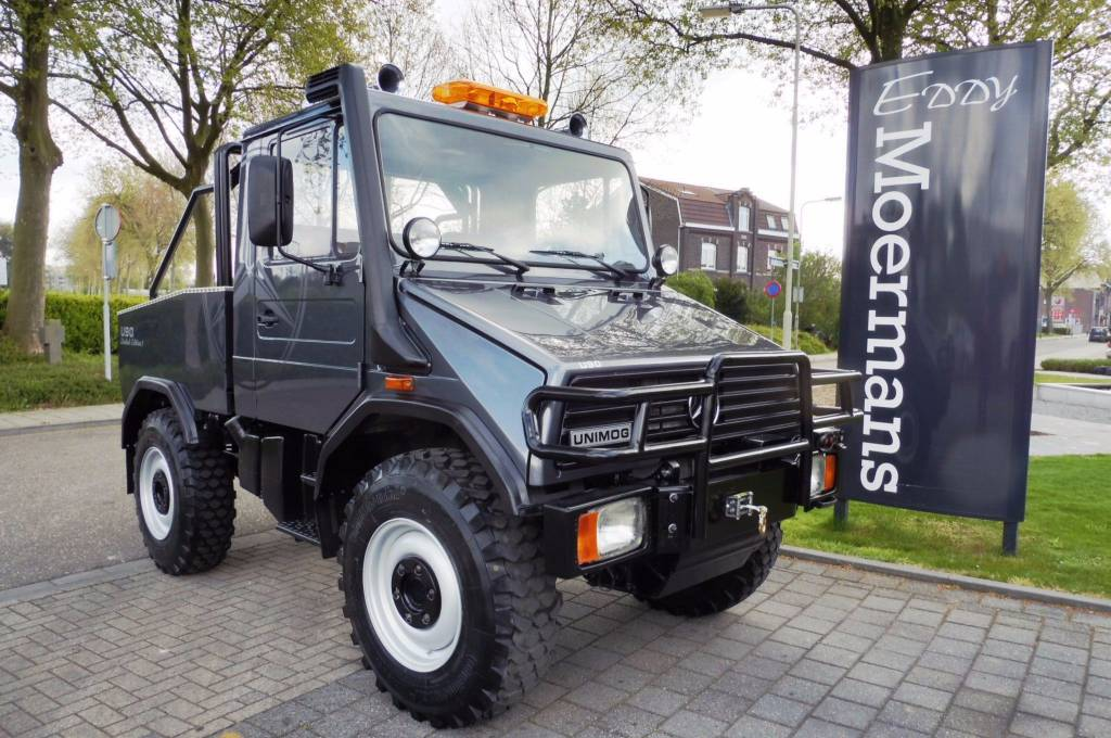 Unimog For Sale >> Used Unimog U 90 Turbo other trucks Year: 1998 Price: $48,960 for sale - Mascus USA