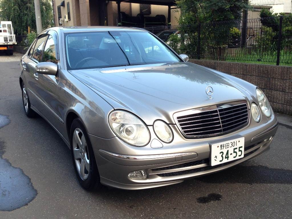 used mercedes benz gh 211065c cars year 2003 price