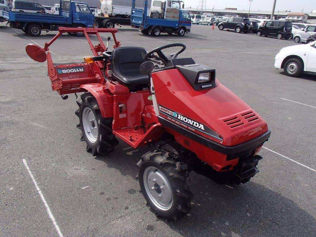honda mighty 13r preis baujahr 1994 gebrauchte traktoren gebraucht kaufen und. Black Bedroom Furniture Sets. Home Design Ideas