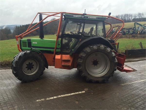 deutz fahr schlepper traktor dx d1038 a t. Black Bedroom Furniture Sets. Home Design Ideas