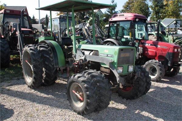 fendt 204 v schlepper baujahr 1983 gebrauchte traktoren id eda37529 mascus deutschland. Black Bedroom Furniture Sets. Home Design Ideas