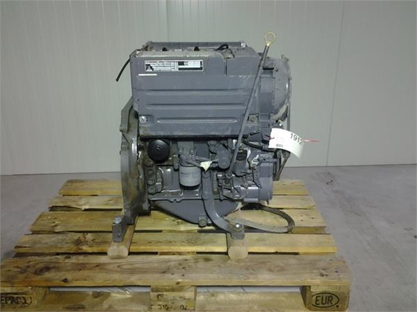 Ee D C on 4 Cylinder F 1 Engines
