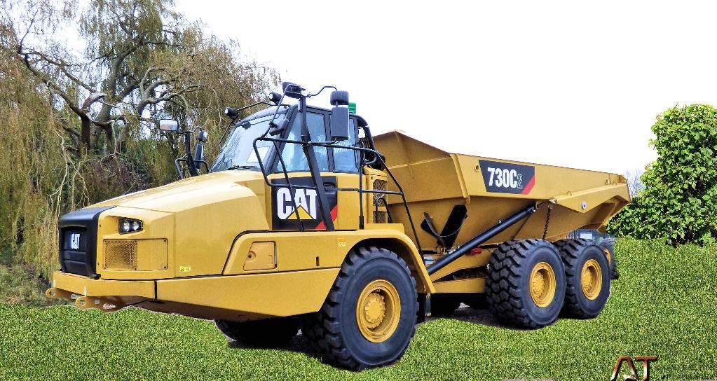 Caterpillar 730 c anno di costruzione 2017 dumpers for 730 anno 2017
